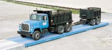 bms hd truck scale, freeman scale